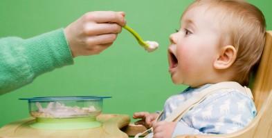 Säuglings- und Kleinkinderernährung